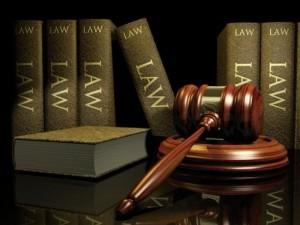 Foto_Βιβλία LAW & Σφυρί Δικαστηρίου
